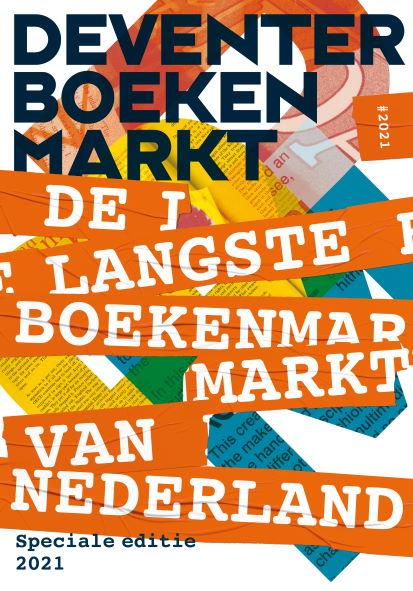 Deventer Boekenmarkt 2021
